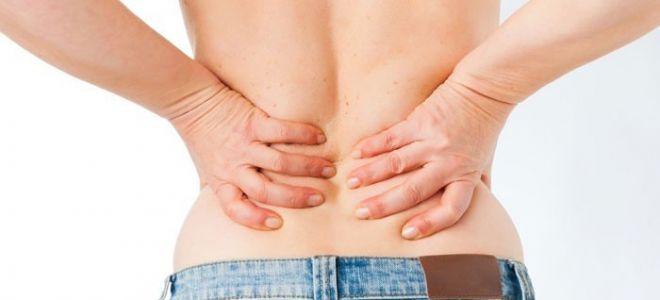 Симптомы при болях в почках