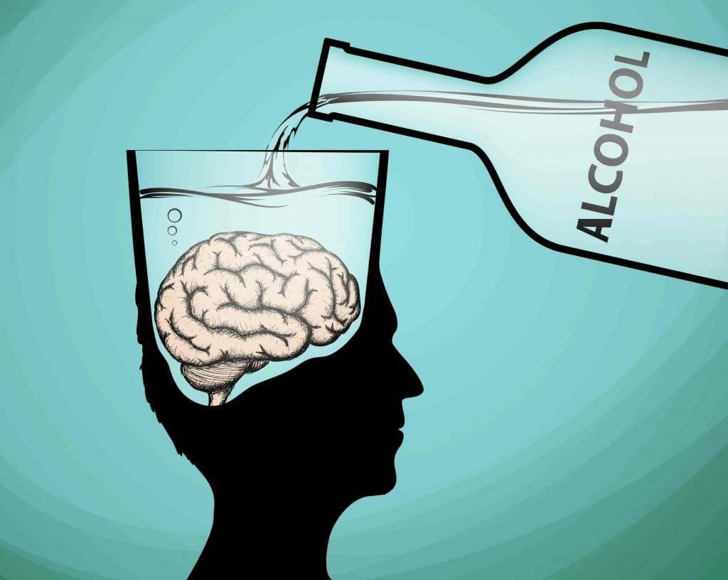 Алкогольная энцефалопатия: причины, симптомы, лечение
