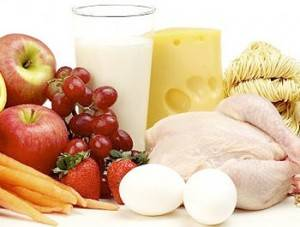 Ягоды и фрукты при пиелонефрите