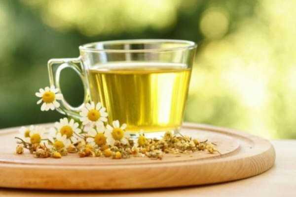 Чай при цистите урологический