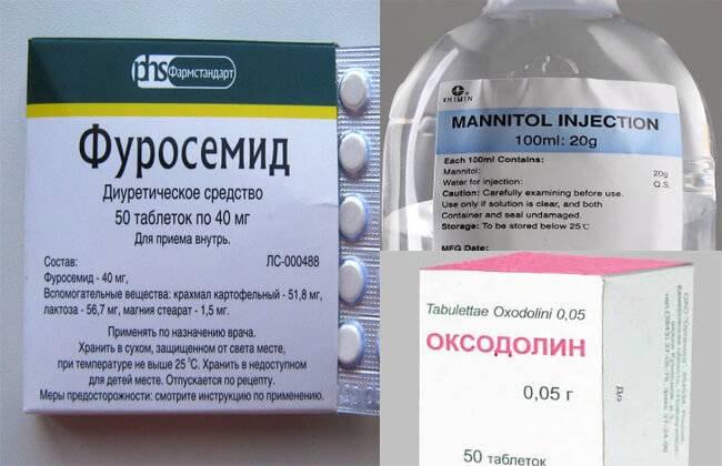 Лечение почек и мочевыводящих путей лекарства