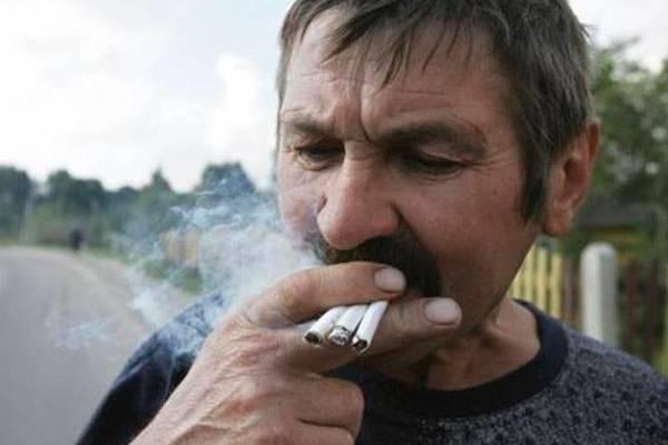 курение провоцирует развитие опухоли