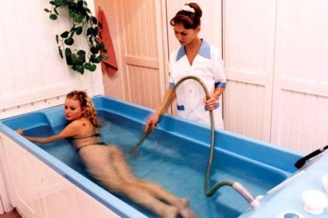 Санаторно-курортное оздоровление