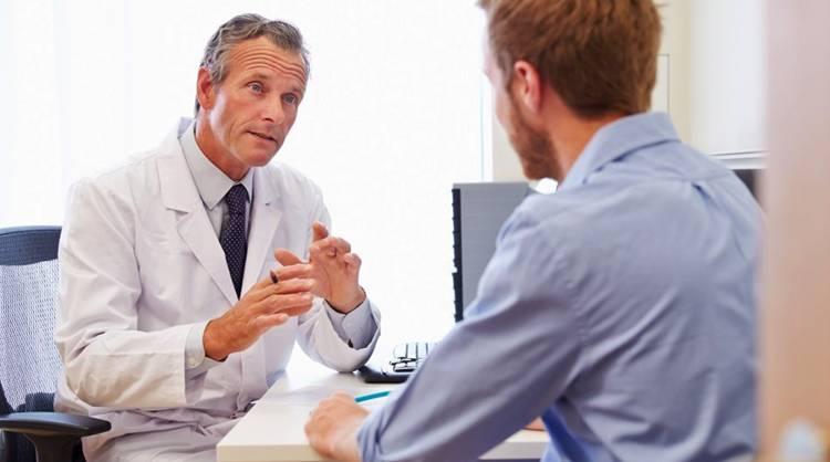 Мутная моча у мужчин: причины и лечение