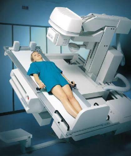 Все про рентген почек