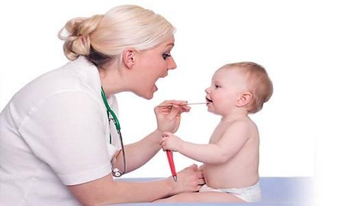 Гипоплазия у ребенка