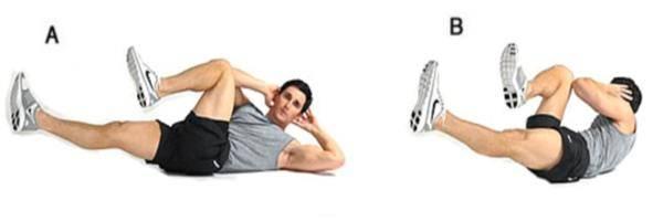Комплекс упражнений лечебной физкультуры при нефроптозе