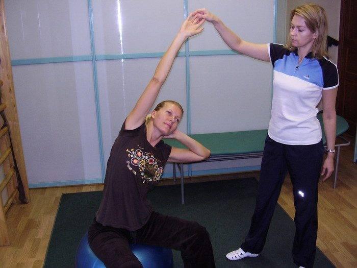 Упражнения при опущении почки и ЛФК при нефроптозе у женщин