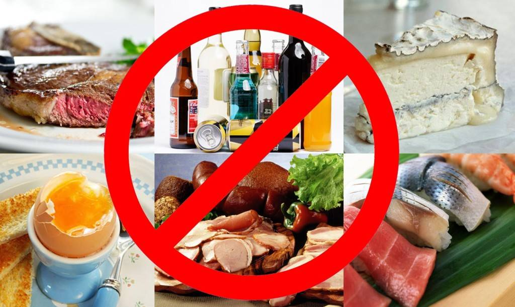 отказ от вредной и жирной пищи