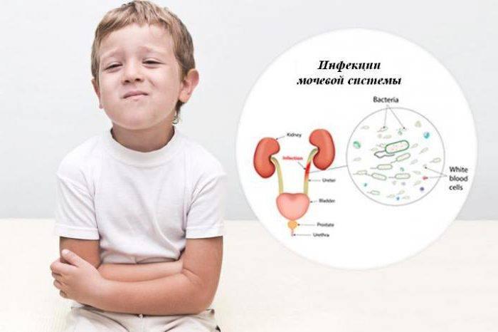Что провоцирует развитие рефлюкса мочевого пузыря у детей