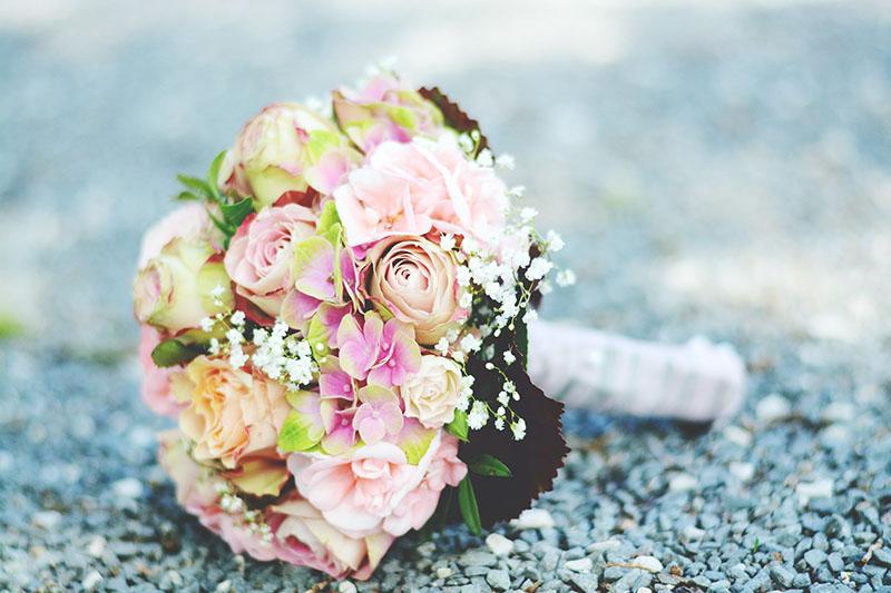 Выбор букета невесты